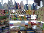 Срочно продается Готовый бизнес по продаже постельного белья.