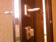 Установка межкомнатных дверей! Любых фирм и производителей.