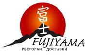 Ресторан доставки СУШИ и РОЛЛОВ в УФЕ Фудзияма