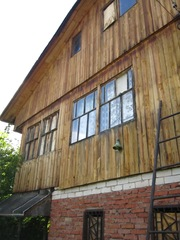 Молодая семья продаст участок с домом(около Зубово)