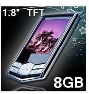 Новый MP3 MP4 плеер 8GB