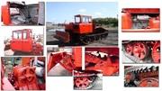 трелевочный трактор ТДТ-55А-05