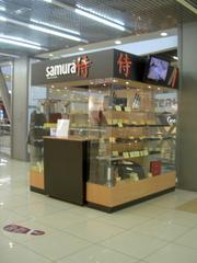 Продается раскрученный действующий бизнес «SAMURA» японские кухонные н