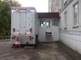 Мобильный  кабинет МРТ