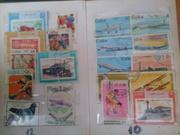 почтовые марки коллекция