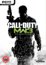 Call of Duty: Modern Warfare 3 Ключ активации