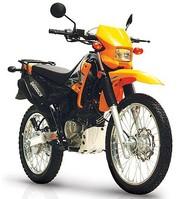 Мотоцикл enduro 200 новый