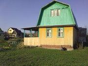 Срочно!продам 2-х этажную дачу с баней, земля в собственности!