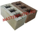 Блоки керамзитобетонные от Мастер Плитки