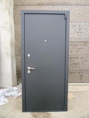 Металлические двери перегородки
