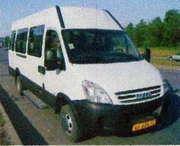 Продаётся микроавтобус Ивеко Дейли 20 мест межгород 2007 г.в.