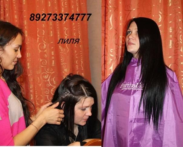 Наращивание Волос,  Ногтей,  Ресниц + Татуаж в Уфе