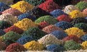 Кварцевый песок цветной и натуральный.
