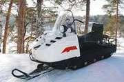 Снегоход Буран СБ-640 МД  2009г