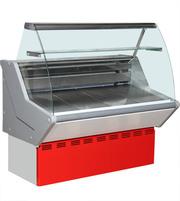 Холодильное оборудование: витрины,  шкафы,  лари