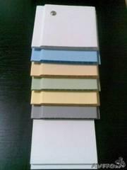 Вагонка пластиковая (3000x100x10)