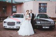 Прокат автомобиля Chrysler 300C на свадьбу и другие торжества