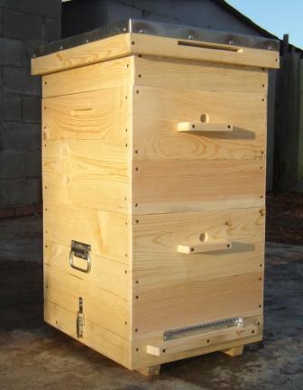 Своими руками улей для пчёл