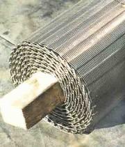 Мелкоячеистая сетка из низкоуглеродистой стали