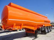 Продам бензовоз NURSAN 38 м3