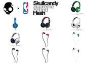 Skullcandy,  новая коллекция наушников из США