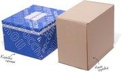 Почтовые коробки из картона