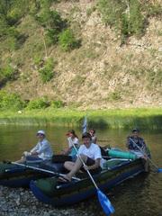 Сплав в выходные по реке Зилим с 12 по 15 июня