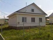 Продается дом площадью 66 кв.м. в 15 км от Уфы (п. Санаторий Алкино)