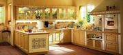 Кухни на заказ. Стильная кухонная мебель ручной работы