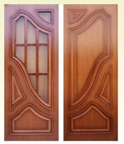 Производитель предлагает межкомнатные двери (шпон) оптом