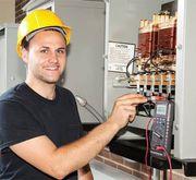 Электромонтажные работы,  вызов электрика на дом в офис предприятие.