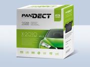 Автомобильная микросигнализация Pandect X-2010
