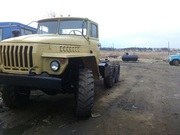 Урал Шасси с  ДВС ЯМЗ 236М-2