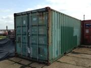 (Продажа) Морской контейнер 20 футов (6 метров)
