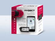 Автомобильная микросигнализация PanDECT X-3000