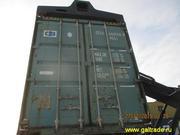 Аренда,  продажа. морских,  железнодорожных контейнеров б у