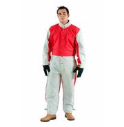Костюм пескоструйщика защитный с перчатками (50-58)