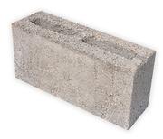 Камень перегородочный керамзитобетонный