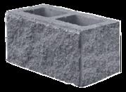 Камень бетонный угловой