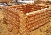 Срубы   3х3 3х4 3х5 3х6 4х5 4х6 5х5  сосновые под бани. Новые. ИзБурзяна.