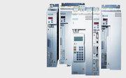 Ремонт Siemens Simovert Masterdrives 6SE701 6SE702 6SE703 частотных