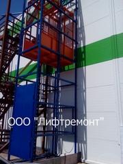 Грузовой подъемник – достойная замена лифту.