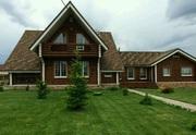 Жилой деревянный дом в центре п. Нагаево