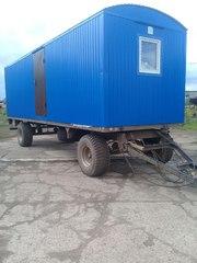 Жилой вагончик для проживания от производителя