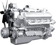 Новый двигатель Ямз 236,  238,  7511. Двигатель Ямз на Камаз