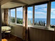 Продам 3-х комнатную квартиру в Партените с шикарным видом на море