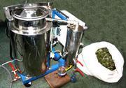 Альфа-Эфир оборудование для получения эфирных масел и гидролатов.