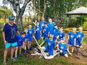 Детские хоккейные сборы на азовском море