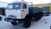 КАМАЗ 43118 бортовой