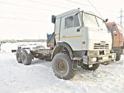 КАМАЗ 43118 под сортиментовоз
